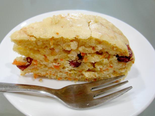 Tangy Carrot Cake