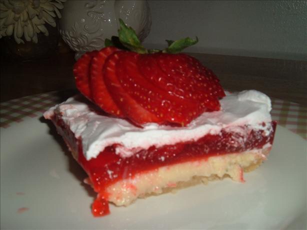 Heavenly Strawberry Dessert