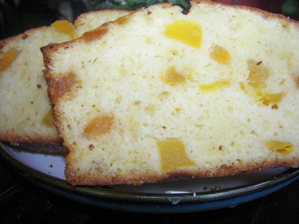 Aussie Mango Bread
