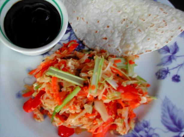 Moo-Shu Vegetables