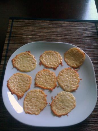 Italian Parmesan Crisps - Giada De Laurentiis