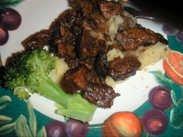 Beef in Stout - Northern Ireland