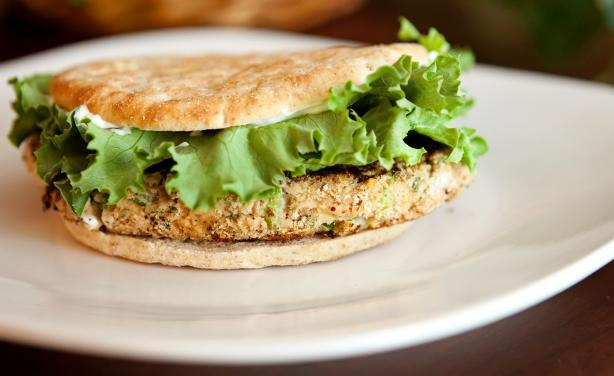 Tuna Burger Sensations (Ww - 9 Points Plus)