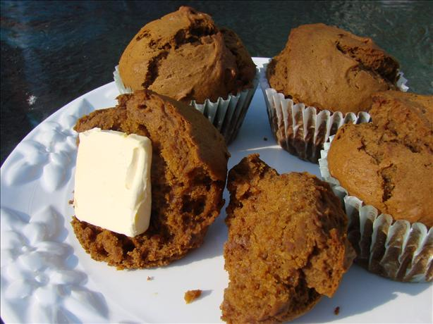 Shaker Pumpkin Muffins
