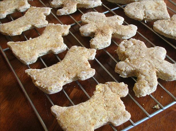 Buddy Boy's Dog Biscuits