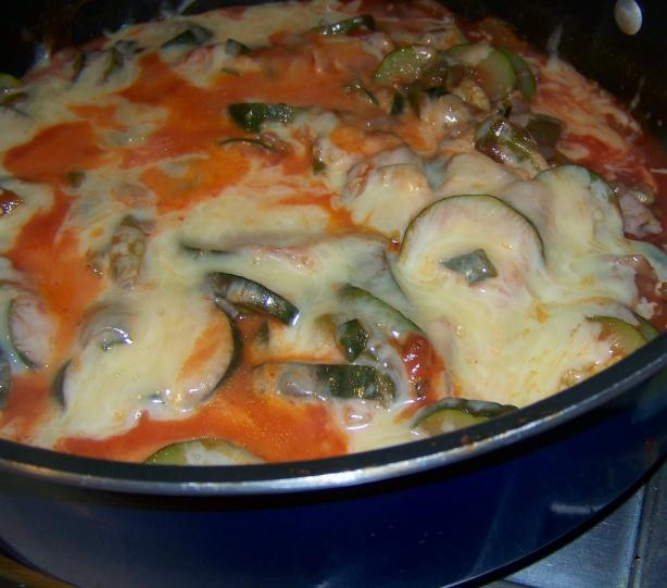 Italian Zucchini Squash