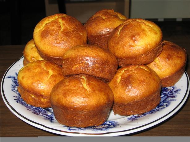 Cheese Muffins (Proja)