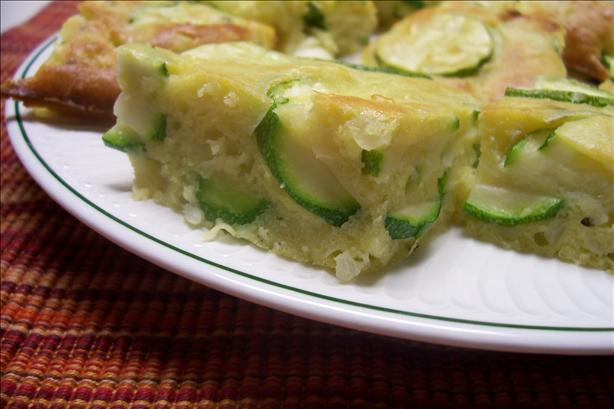 Great Nana's Zucchini Appetizers