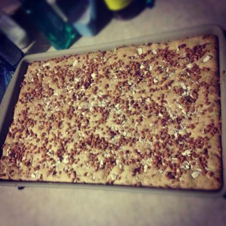 Chipits Toffee Crunch Blondies