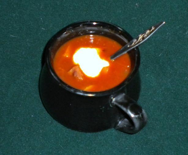 Meat and Potato Chili Soup