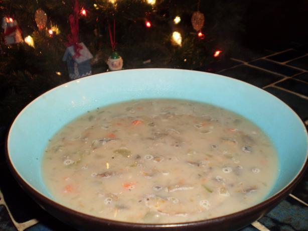 Ww Low Fat Mushroom Soup