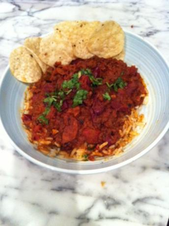 'the Belle of the Ball' Chili Con Carne