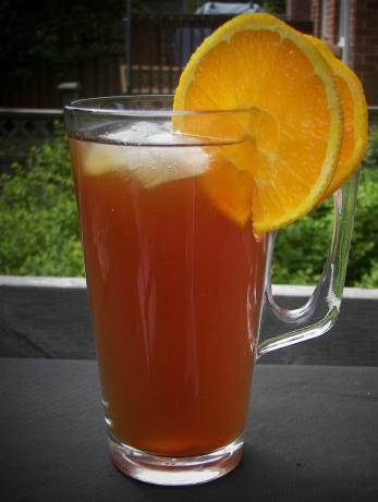 Orange Cinnamon Tea Blend