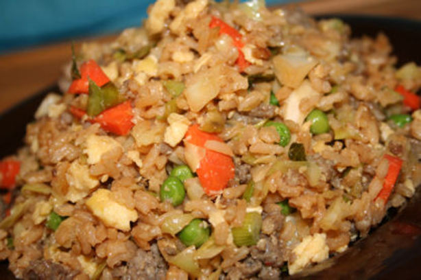 Glo's Sausage Fried Rice