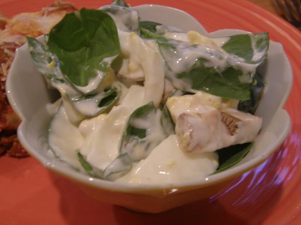 Sensational but Simple Salad