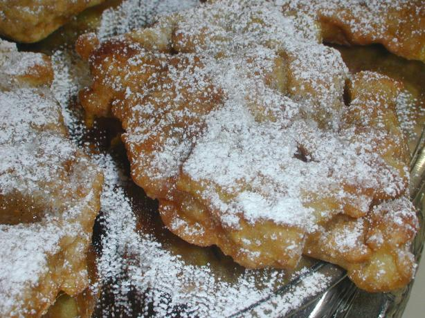 Dutch Apple Fritters (Apelbeignets)