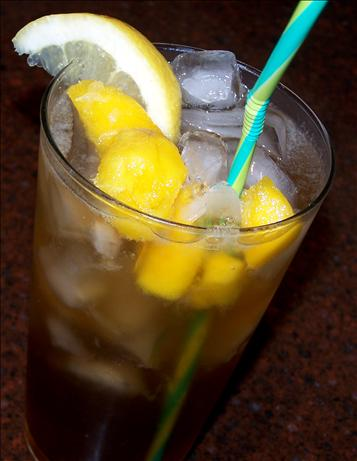 "Garden State Iced Tea ""the Fruit Bomb"""