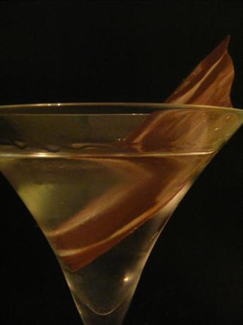 White Chocolate Martini - Pete Evans