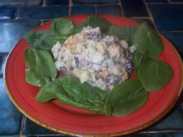 Turkey Salad Loaded
