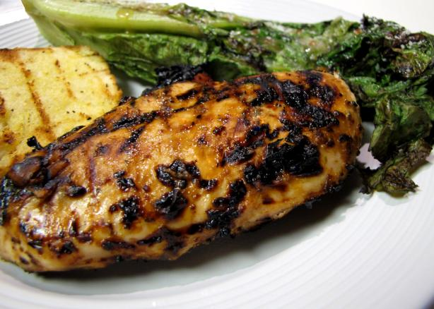 Honey Lemon Grilled Chicken