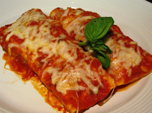 Italian-Style Enchiladas