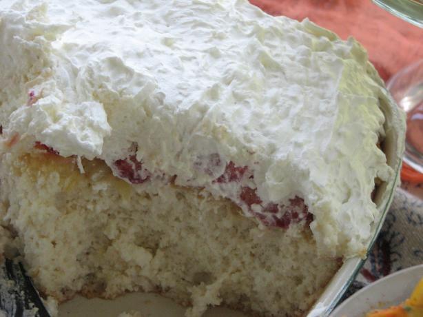 Tropical Coconut Cake (Aka Better Than Sex Vers.1000)
