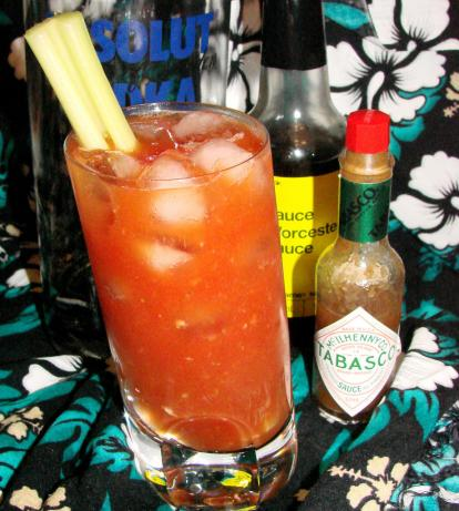 Uptown Bloody Mary