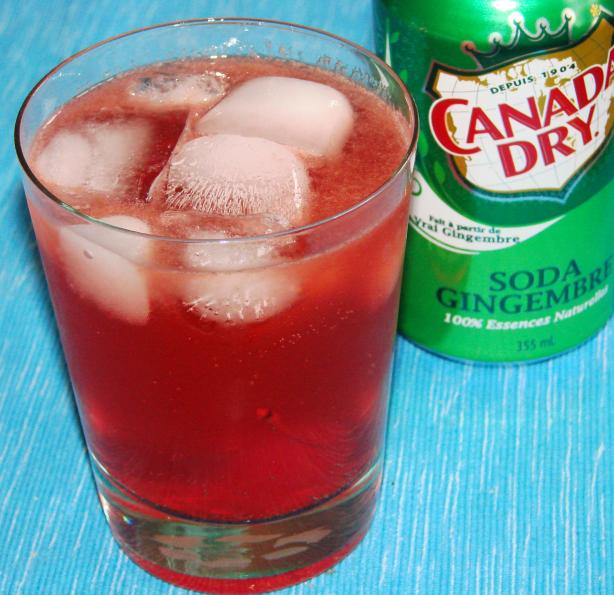 Shirley Temple Non-Alcoholic Drink