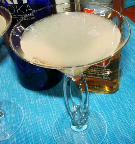The Perfect N.y. City Apple Martini