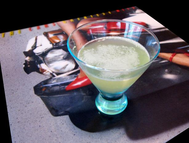 Hato Rey De Limon Cocktail