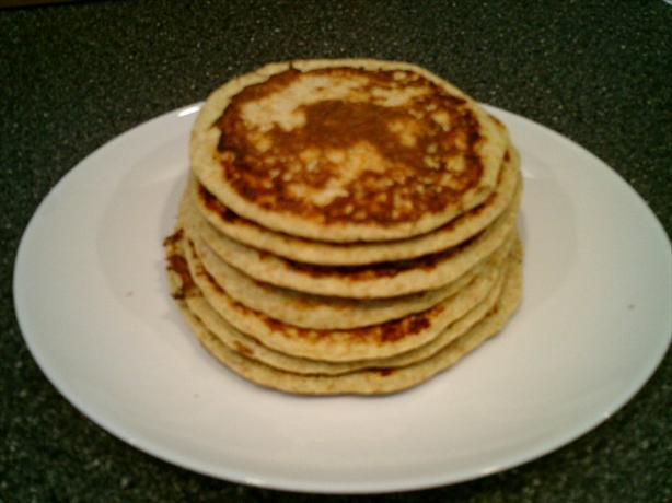 Only Bran Pancakes