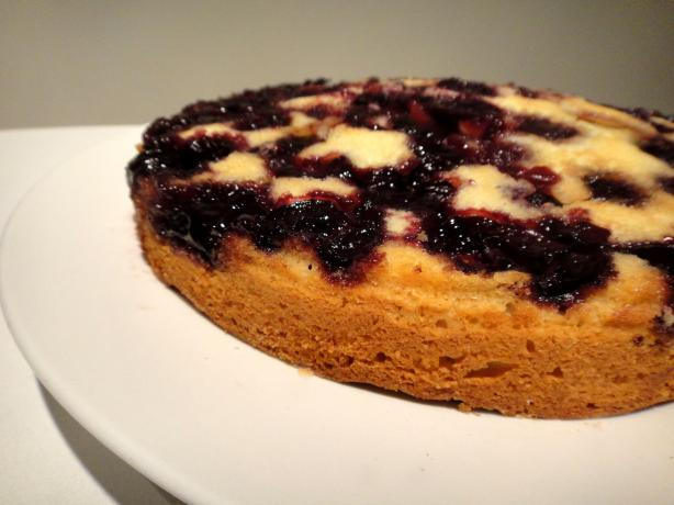 Cherry Upside Down Cake..
