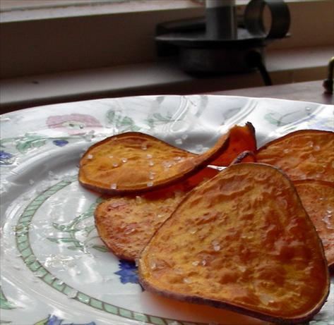 St. Vincent Sweet Potato Chips