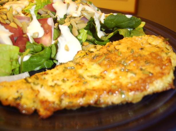 Healthy Chicken Francaise