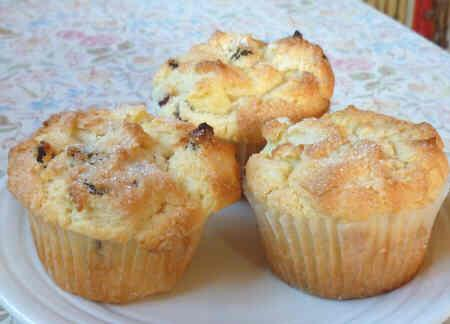 Basic Cake or Muffin Mix - Wheat and Egg Free