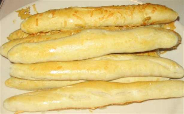 Very Quick Soft Breadsticks