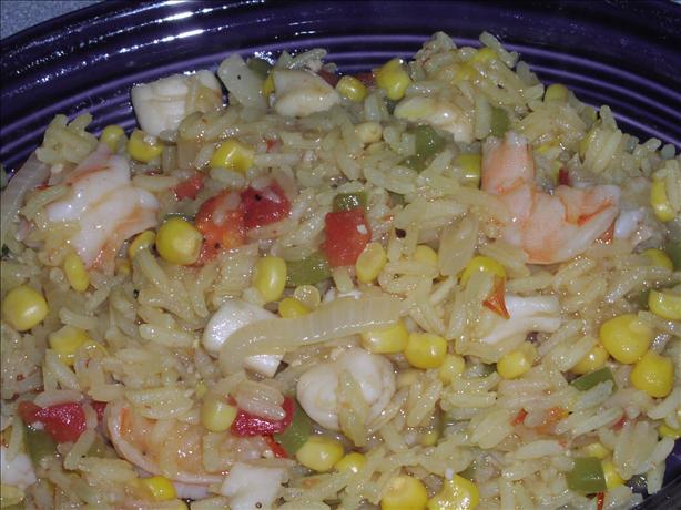 Ww Seafood Paella