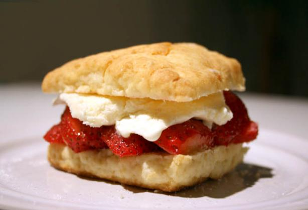 PERFECT Shortcake Biscuits