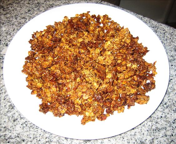 Marvelous Granola Crunch Munch