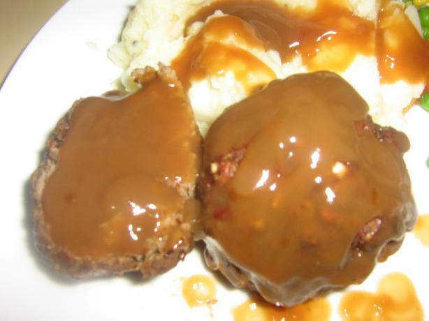 Meatloaf Muffins: