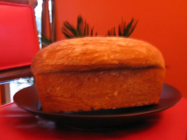 Honey Cornmeal Yeast Bread
