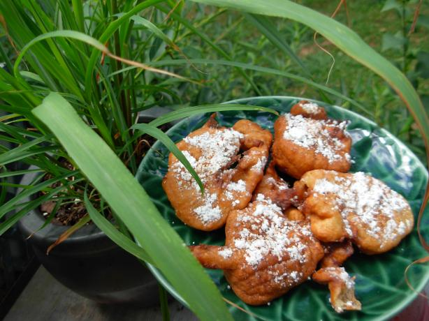 West African Banana Fritters