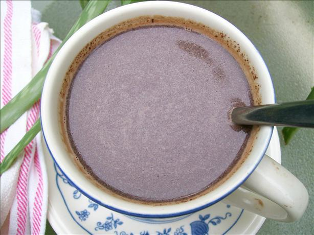 West African Hot Chocolate