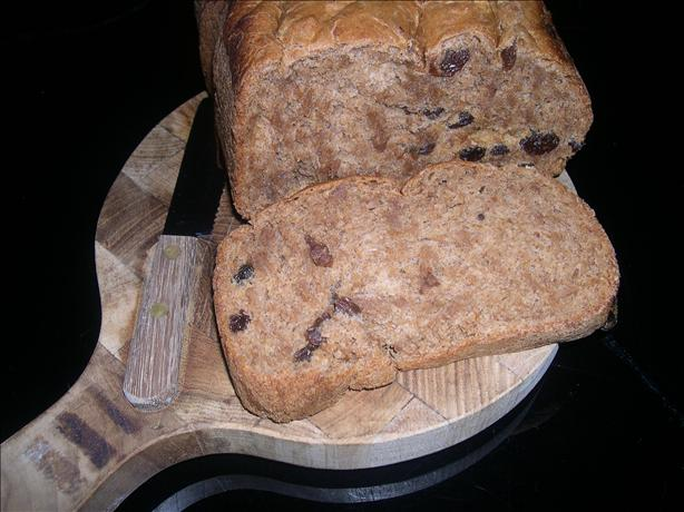 Everybody's Raisin Bran Bread
