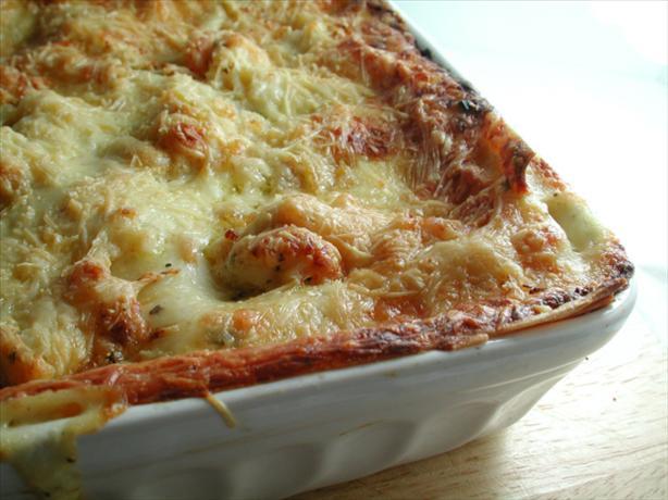 Creamy Seafood Lasagna (Treasure Trove #5)