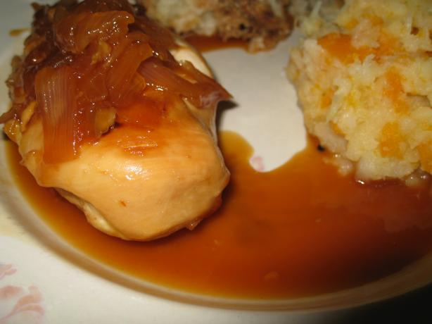 Irish Honey Whiskey Sauce
