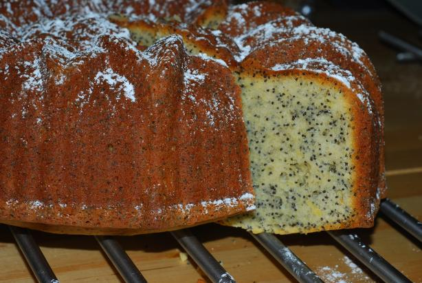 Norma's Poppy Seed Bread