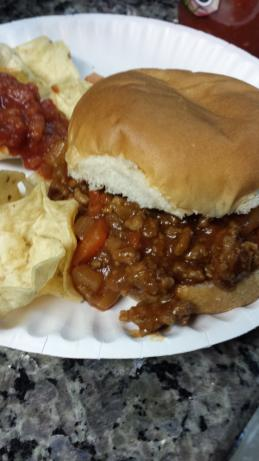 Crock Pot Sloppy Joes for a Crowd
