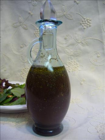Honey-Dill Vinaigrette