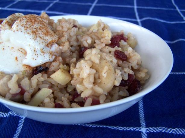 Esalen Brown Rice Breakfast Cereal